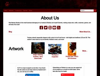 rednebulastudios.com screenshot