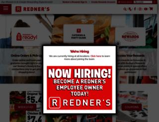rednersmarkets.com screenshot