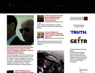 redpillreports.com screenshot