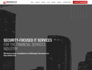 redrockis.com screenshot