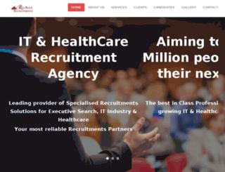 redrockrecruitments.com screenshot