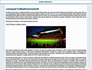 reds-online.de screenshot