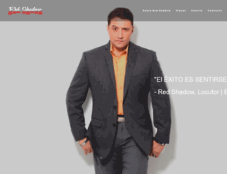 redshadowpr.com screenshot