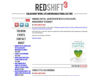 redshift3.org screenshot