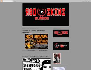 redskinsburgos.blogspot.com screenshot
