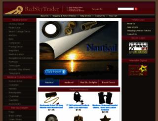 redskytrader.com screenshot