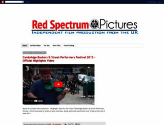 redspectrumpictures.blogspot.com screenshot