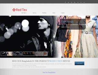redtexbd.com screenshot