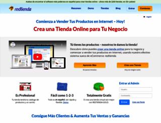 redtienda.net screenshot