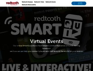 redtooth.co.uk screenshot