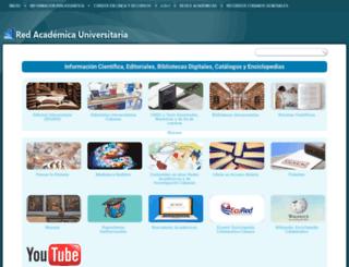 reduniv2.mes.edu.cu screenshot