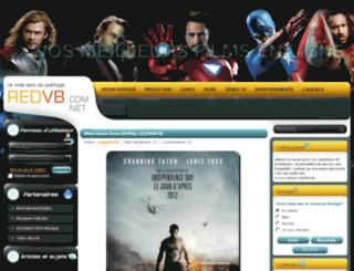 redvb.com screenshot