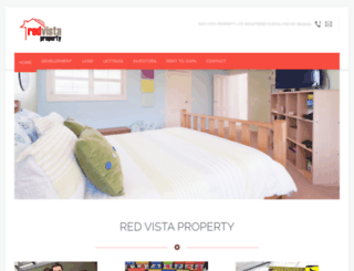 redvistaproperty.co.uk screenshot