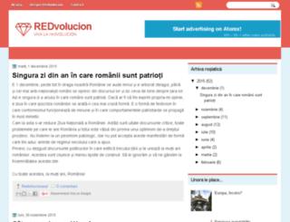 redvolucion.com.co screenshot