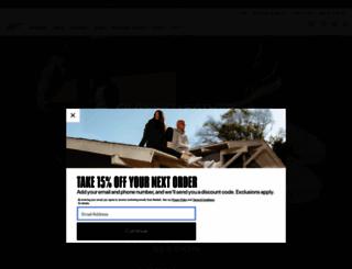 reebok.com screenshot