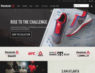 reeboktrainersuk.co.uk screenshot