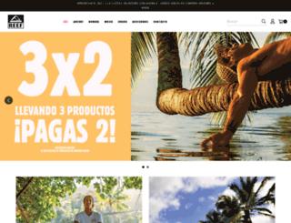 reef.com.ar screenshot