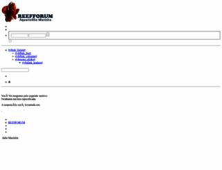 reefforum.net screenshot