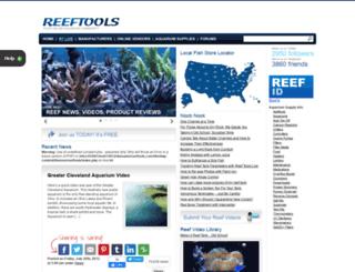reeftools.com screenshot