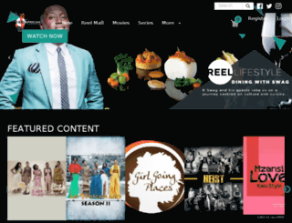 reelafrican.com screenshot