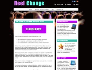 reelchangepanel.com screenshot