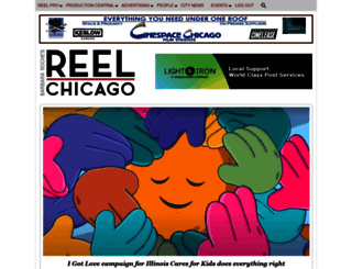 reelchicago.com screenshot