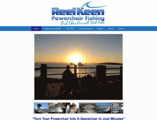 reelkeen.com screenshot