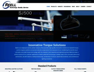 reell.com screenshot