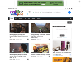 reellifewithjane.com screenshot