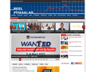reelpiyasalar.com screenshot