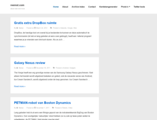 reemst.com screenshot