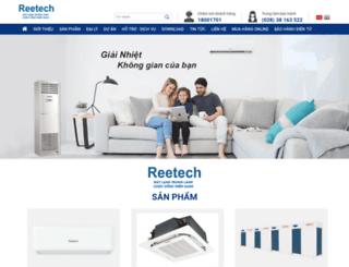 reetech.com.vn screenshot