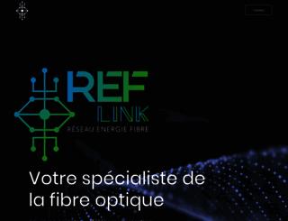 ref-link.com screenshot