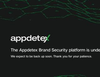 refactorstaging.appdetex.com screenshot