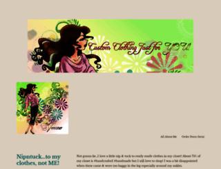 refashionmama.wordpress.com screenshot