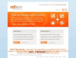 refban.com screenshot