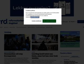 refdag.nl screenshot