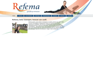 refema.nl screenshot