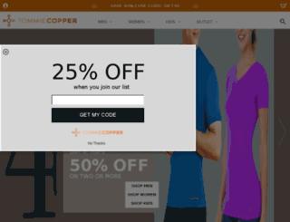 refer.tommiecopper.com screenshot