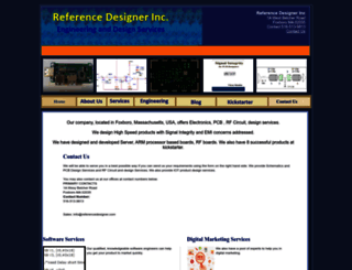 referencedesigner.com screenshot
