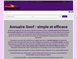 referencement.swcf.fr screenshot