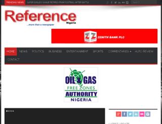 referencenigeria.com screenshot