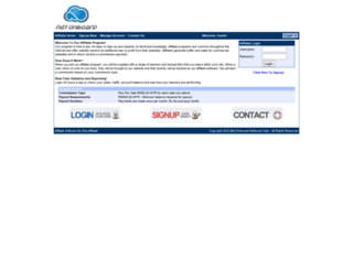 referralclub.netonboard.com screenshot