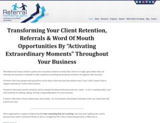 referralmarketingguru.com.au screenshot