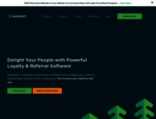 referralsaasquatch.com screenshot
