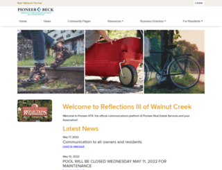 reflectionswc.nabrnetwork.com screenshot