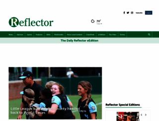 reflector.com screenshot