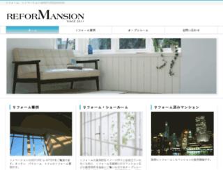 reformansion.com screenshot