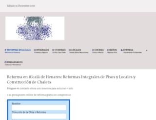 reformasalcaladehenares.com.es screenshot