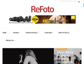 refoto.rs screenshot